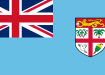 Fiji flag and Coat of arms